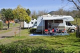 Pitch - Pitch Camping-Car - Mons Gibel Camping Park