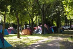 Establishment Camping Les Voiliers - Beauchastel