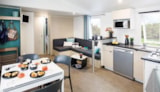 Rental - Mobilehome Family XL - Camping Borken am See