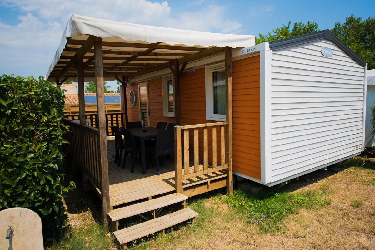 Mobil home Confort 29m² (3 chambres)