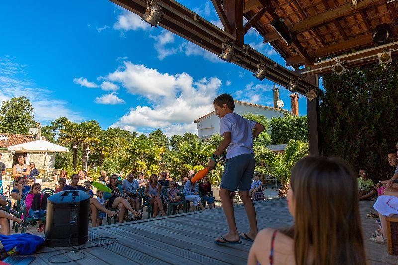 Entertainment organised Yes Holidays - Camping la Clairière - LA TREMBLADE
