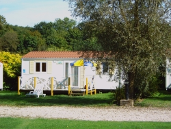 Accommodation - Mobile-Home 1 Bedroom 2 Pers - Château du Gandspette