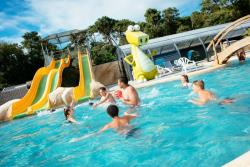 Bathing Camping Club Les Dinosaures - Talmont Saint Hilaire
