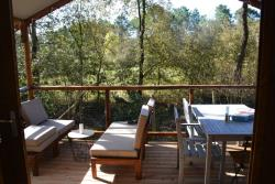 Lodge Africa 39m² - 2 chambres
