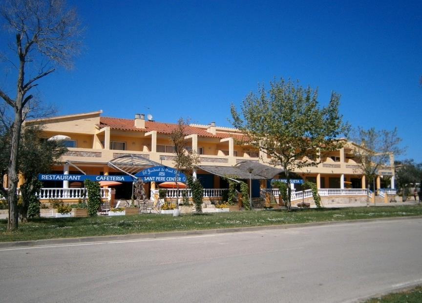 Accommodation - Apartment Opposite The Camp-Site - Camping Amfora - Village