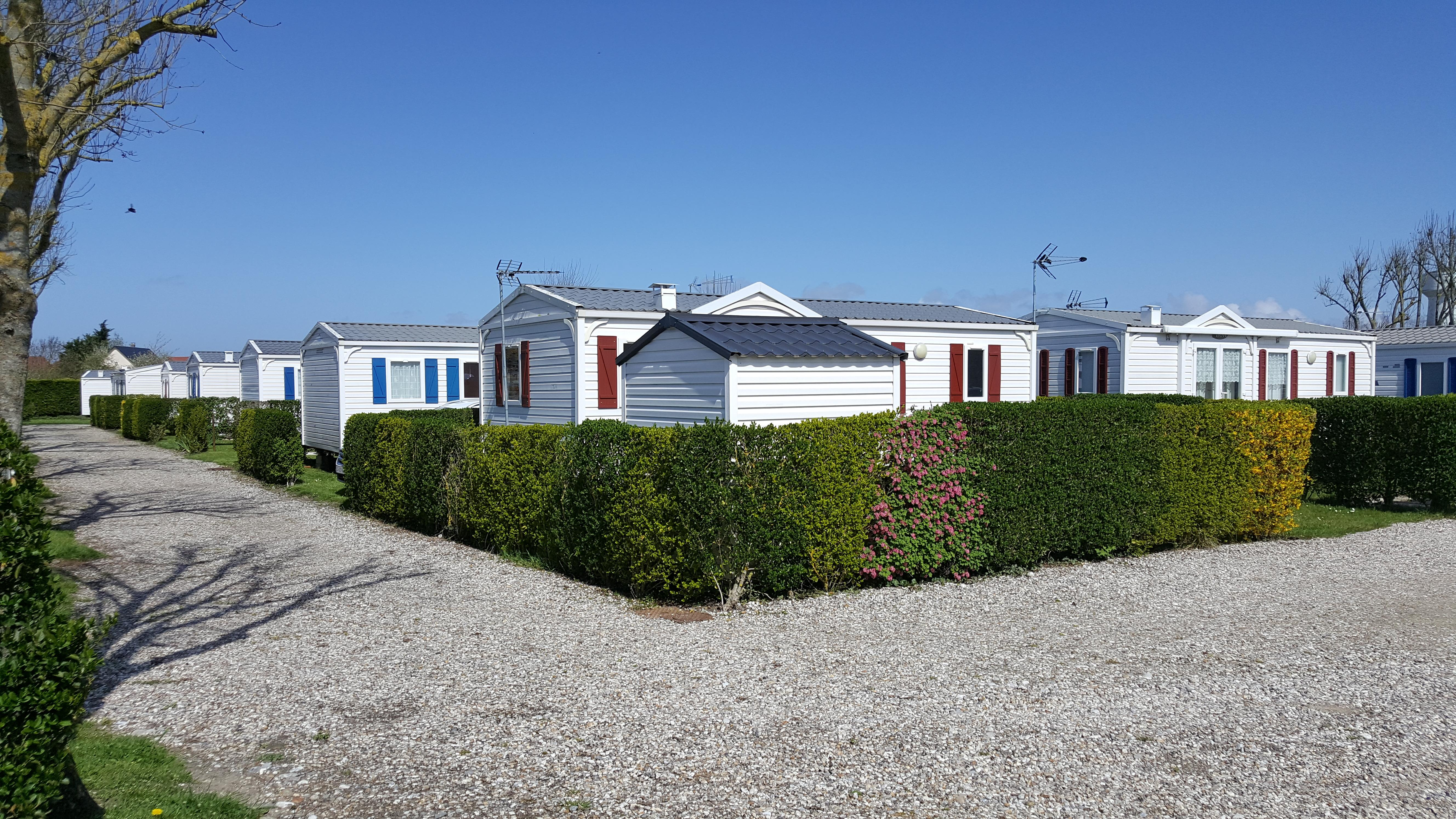 Camping le Pre Fleuri, Le Crotoy, Somme