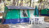 Rental - Equipped Tent For Rent - Camping Aurelia Club