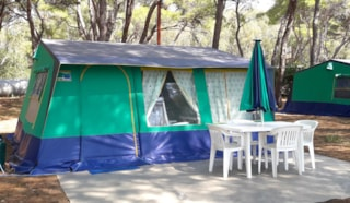 Equipped Tent For Rent