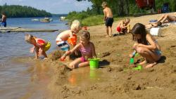Plages Långasjönäs Camping & Holiday Village - Karlshamn