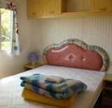 Rental - Mobile home ECO 2 Bedrooms - Camping la Mer Blanche
