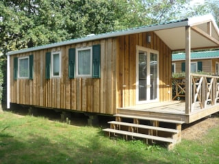 Mobile home GRAND CONFORT 2 bedrooms