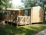 Rental - Mobile home GRAND CONFORT 3 bedrooms - Camping la Mer Blanche