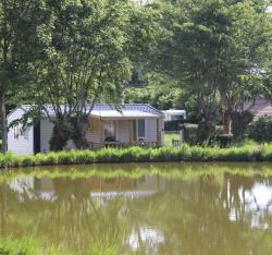 Mobile-Home Direct Access To The Fishing Pond