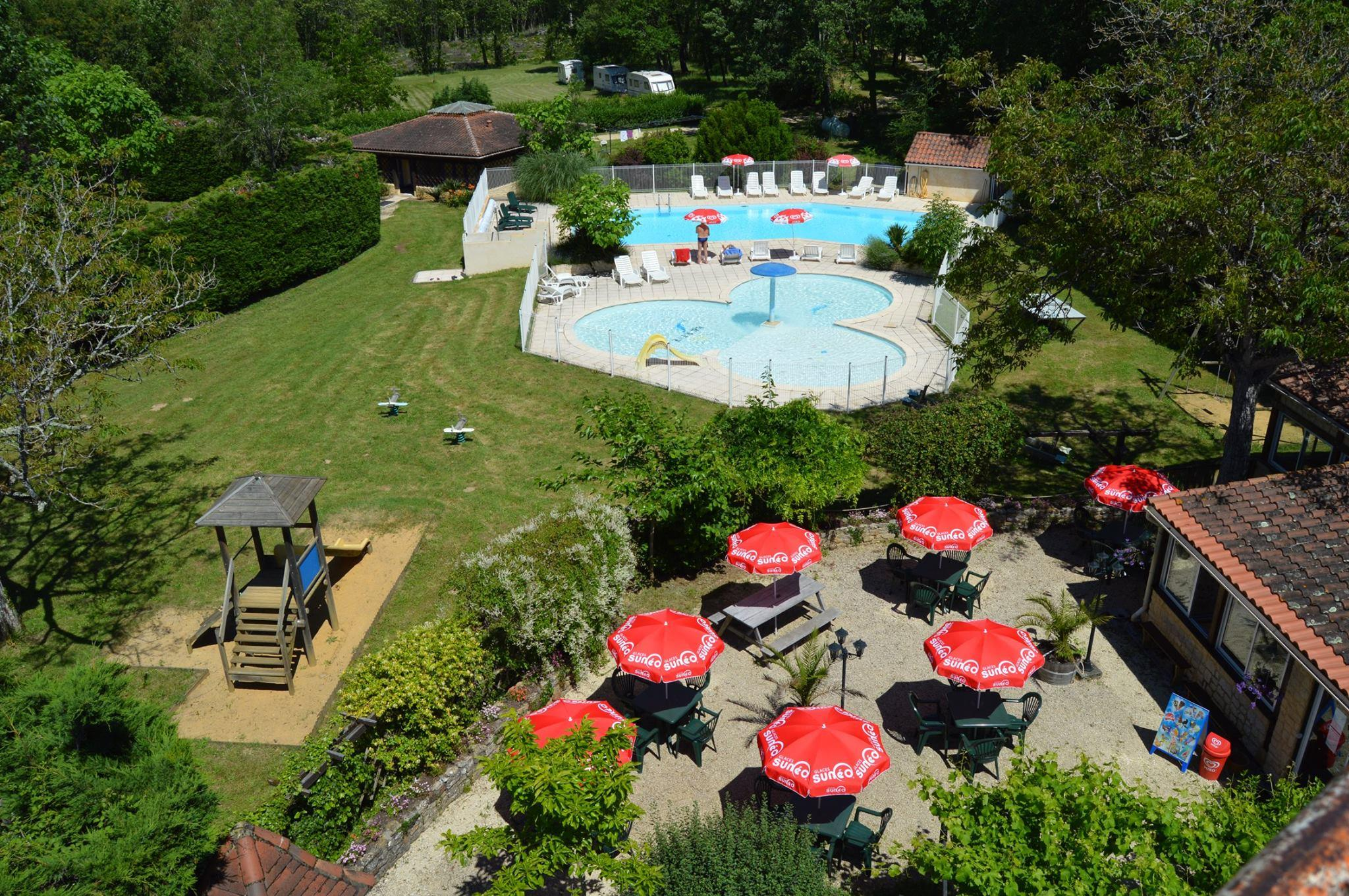 Establishment Camping Le Rêve - Le Vigan