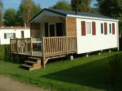 Mobil-Home 1 Bedroom With Half-Covered Terrace