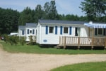 Rental - Mobil-Home 3 Bedrooms with covered terrace - Camping Sites et Paysages DOMAINE DE LA CATINIÈRE