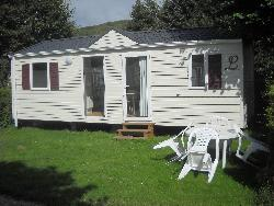 Mobil-Home 2 Bedrooms (Wednesday/Wednesday)