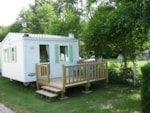 Rental - Mobil-Home 1 bedroom with terrace (wednesday/wednesday) - Camping Sites et Paysages DOMAINE DE LA CATINIÈRE