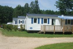 Mobil-Home 3 Bedrooms with covered terrace (wednesday/wednesday)