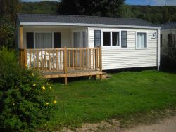 Mobile home 2 bedrooms - sheltered terrace (Sunday/Sunday)