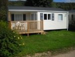 Rental - Mobile home 2 bedrooms - sheltered terrace (Sunday/Sunday) - Camping Sites et Paysages DOMAINE DE LA CATINIÈRE