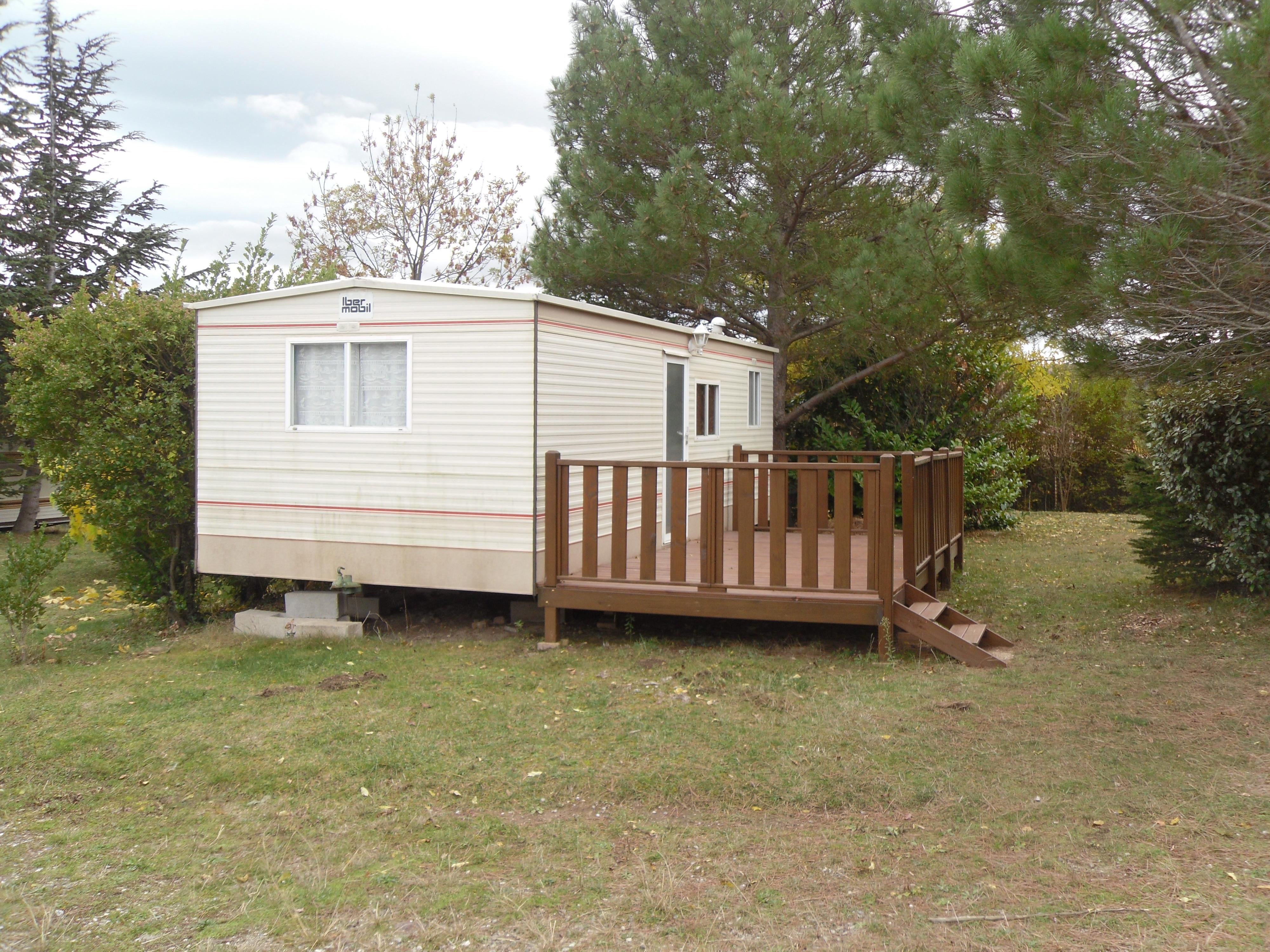 Rental - Mobile-Home 2 Bedrooms - Camping Le Cortsavi