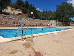 Zwemplezier Camping Le Cortsavi - corsavy