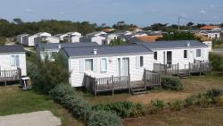Mobile-Home Standard 2 Bedrooms - Saturday