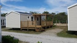 Mobile-home PREMIUM 2 bedrooms - Sunday