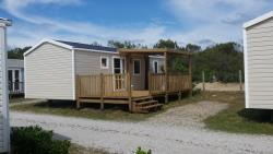 Mobile-home PREMIUM 2 bedrooms - Saturday