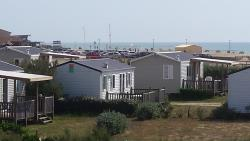 Mobile-home ECO 2 bedrooms - Saturday - OCEAN VIEW