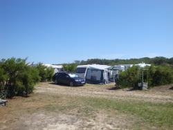 Pitch 200M² (1 Tent, 1 Caravan Or 1 Motorhome / 1 Car + Electricity)