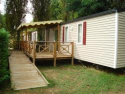 Accommodation - Mobilhome Sun Life 28M² - Capfun - Domaine Le Temps Libre