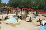 Baignade Capfun - Domaine Le Temps Libre - Bouge Chambalud