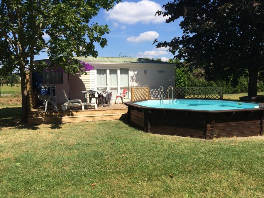 Cottage 34m² - 2 bedrooms + Swimming pool