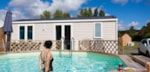 Establishment Villa Cottage In Loire Valley - Camping Le Cardinal - Richelieu