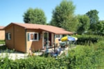 Rental - Chalet COUNTRY LODGE - Le Coin Tranquille C'est Si Bon