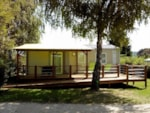 Rental - Mobil Home Grand large - Le Coin Tranquille C'est Si Bon