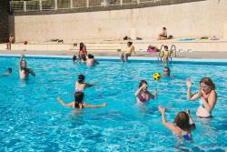 Sport activities Village Vacances Camboussel - Brassac