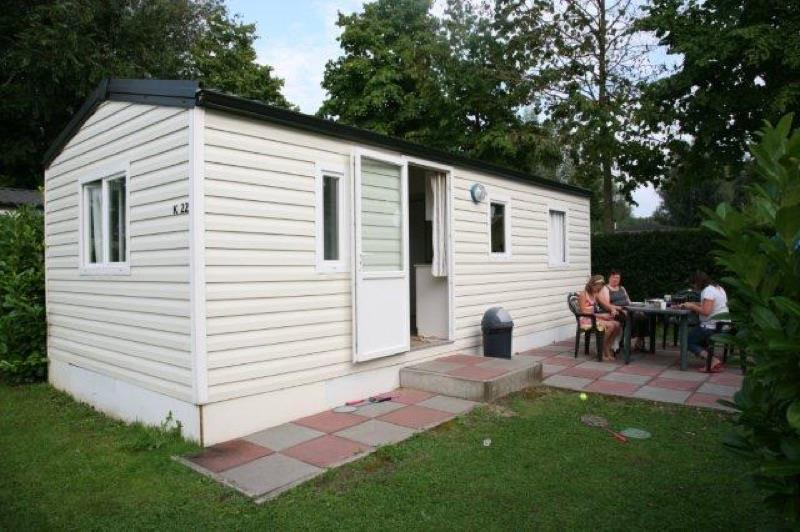 Rental - Mobile-Home Type A Basic - Recreatiepark en Jachthaven De Scherpenhof
