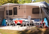 Pitch - Package: Pitch + car + tent or caravan + electricity - Le Clos de Banes