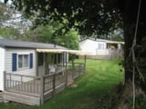 Rental - Mobile-home 3 bedrooms - Le Clos de Banes