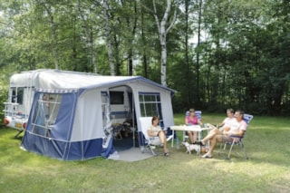 Campingpitch Including 2 People, Electricity And Car