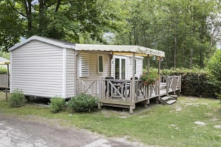 Mobile Home Lauvitel - 3 Bedrooms