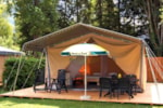 Huuraccommodaties - Safari tent Verney - RCN Belledonne