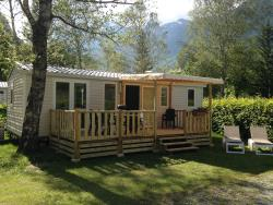 Location - Mobil Home Chambon - RCN Belledonne