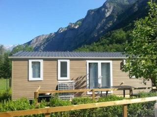 Mobilhome Belledonne  (5 Adults / 1 Child)
