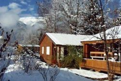 Rental - Chalet Fleuri Winter (Saturday To Saturday) - Camping Sites et Paysages A La Rencontre du Soleil