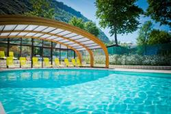 Bathing Camping Sites Et Paysages A La Rencontre Du Soleil - Bourg D'oisans