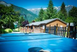 Entertainment organised Camping Sites Et Paysages A La Rencontre Du Soleil - Bourg D'oisans